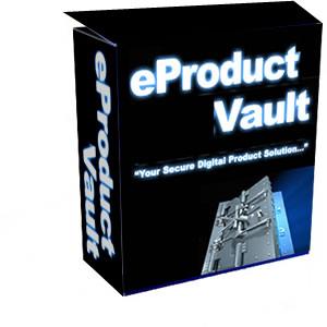 eProduct Vault - Schützen Sie Ihre digitalen Dateien
