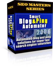 Smart Blog&Ping Automator