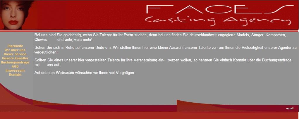 Casting-Agentur Projekt | Geld Verdienen