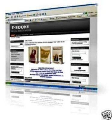 Ebook Shop mit ca. 51 TOP Ebooks inkl. hochwertiger Cover-Grafiken zu jeden Ebook