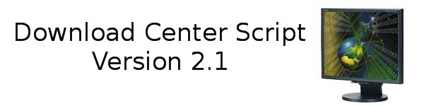 Downloadcenter Script