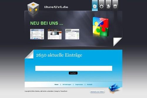 Suchmaschinen System Software