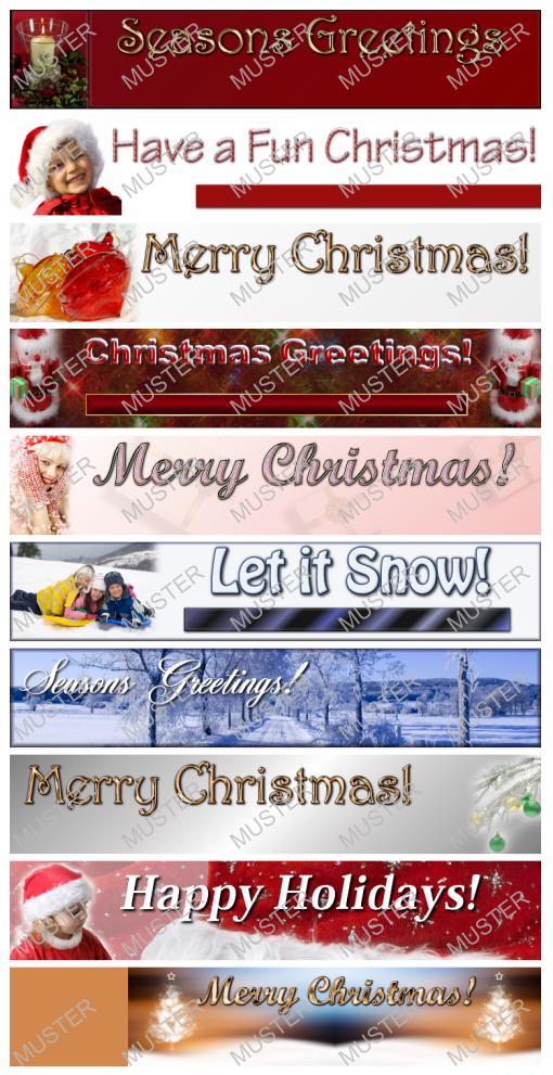 Christmas-Banner